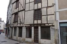 Vente immeuble - ANGERS (49100) - 180.0 m²